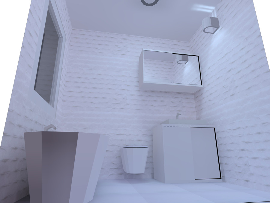 Baño dormitorio principal 2