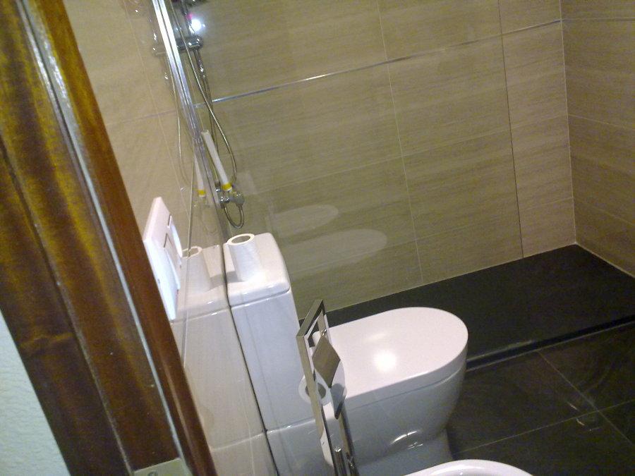 baño en bario de la luz