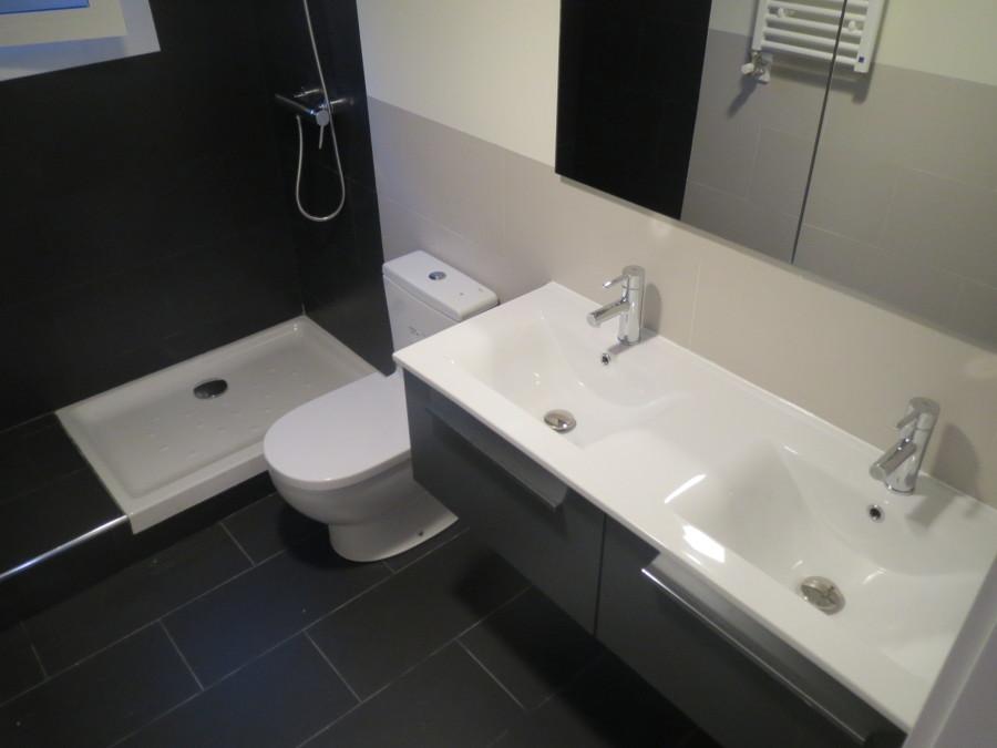 Baño en piso