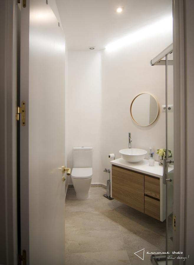 Nuevo Baño En Ciudad Real:Foto: El Nuevo Baño de m y Lola por Emmme Studio: Baño General de