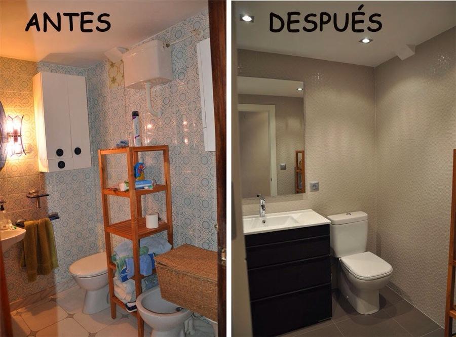 Reforma Integral Baño en Granollers  Ideas Reformas Baños