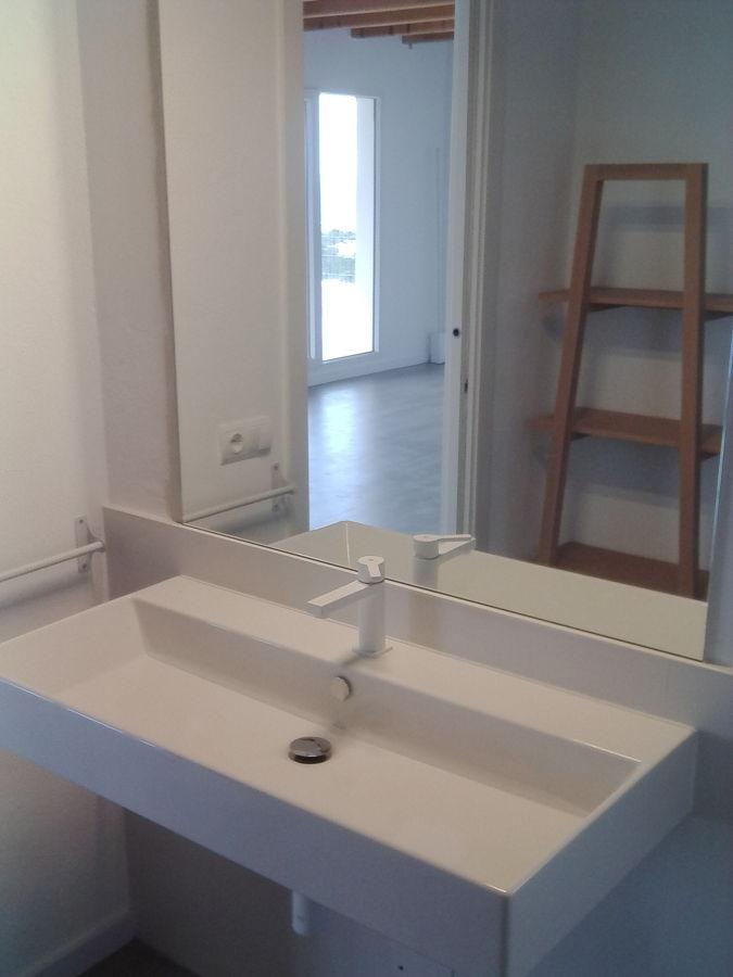 Baño habitación central