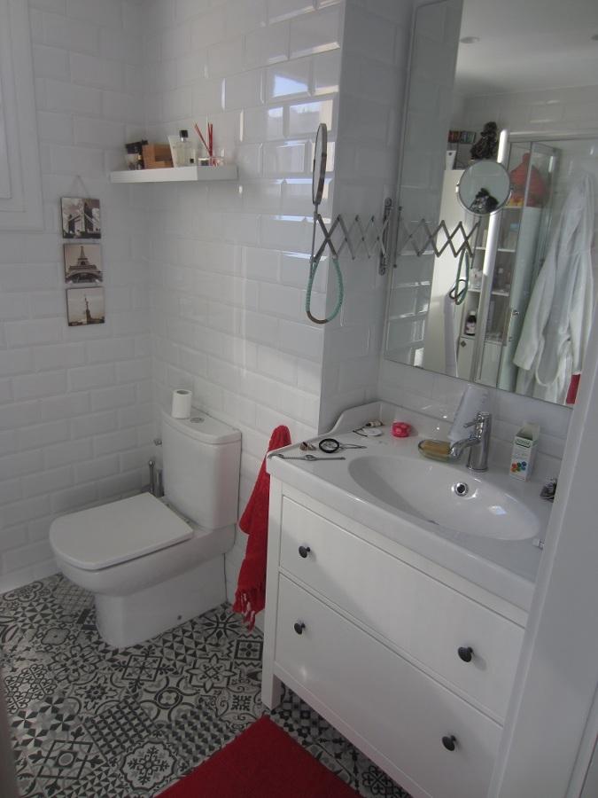 baño II después
