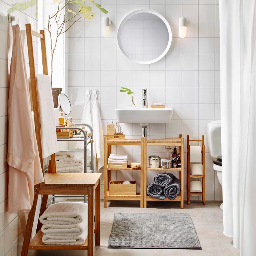 Foto Ba O Ikea De Maribel Mart Nez 1674670 Habitissimo # Mueble Toallero Ikea