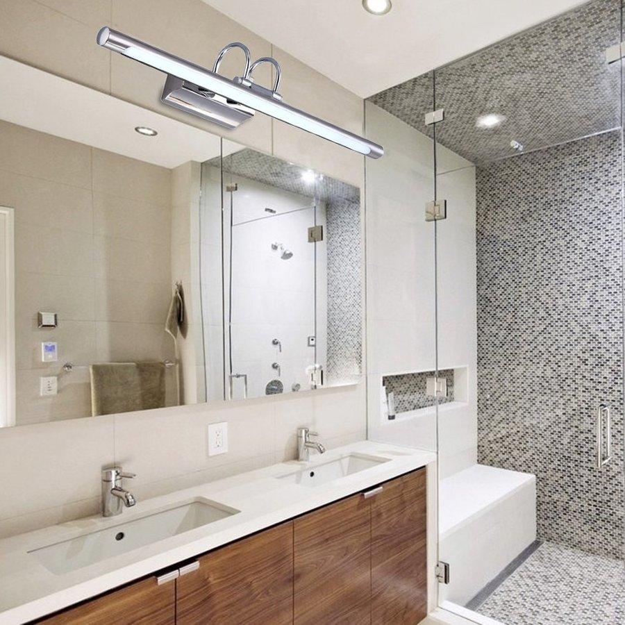 6 claves para conseguir un ba o original y moderno ideas - Lamparas cuarto de bano ...