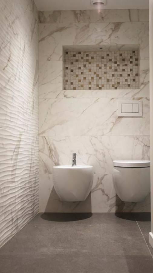 baño imitación a mármol