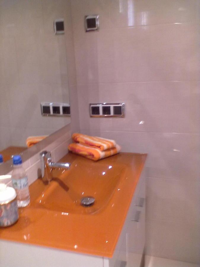 Baño modernista