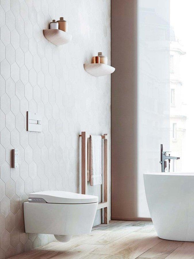 Baño moderno y con estilo