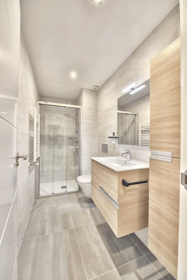 baño pasillo