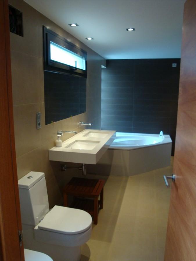 Baño Principal Suite