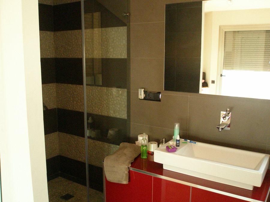 baño principal terminado