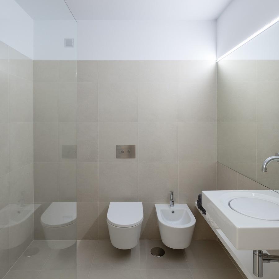 Baño sencillo