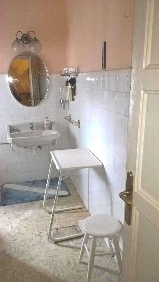Baño sin refomar