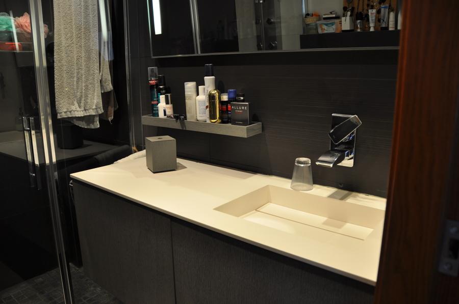 Baño suite habitación matrimonio