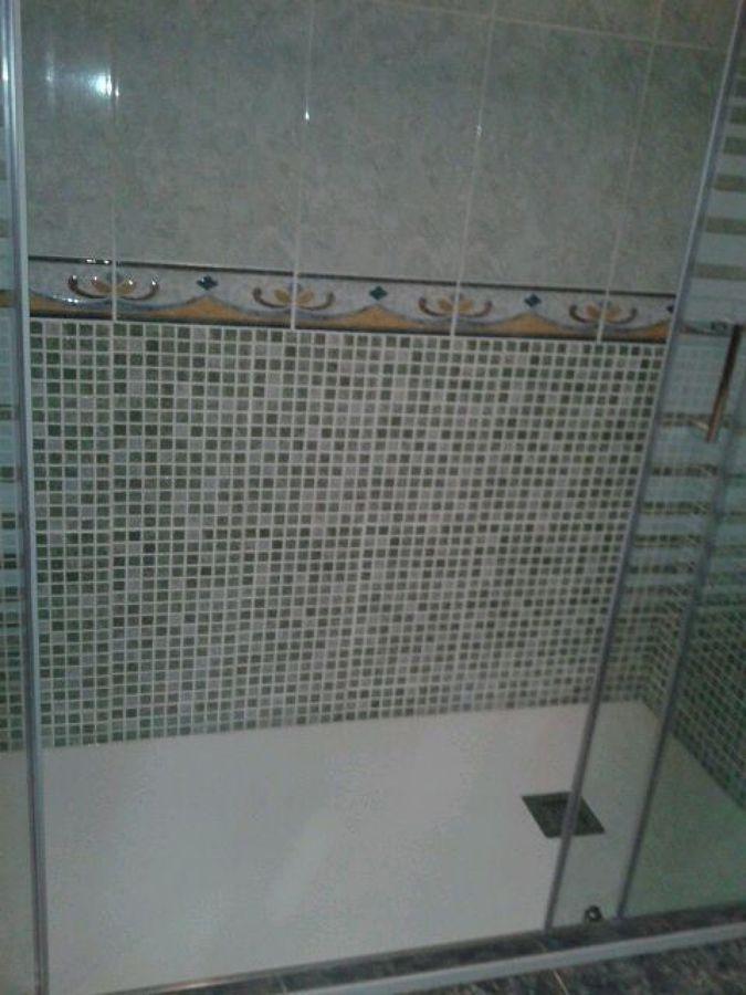 Baño terminado