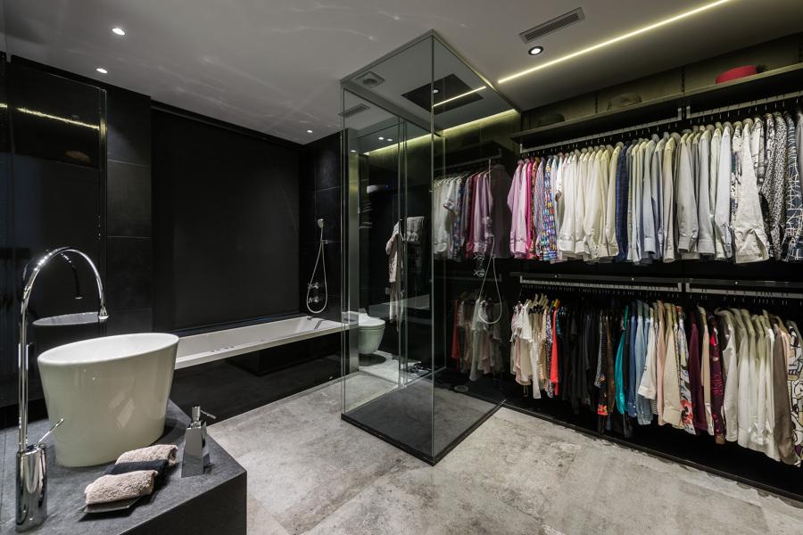 Baño - vestidor
