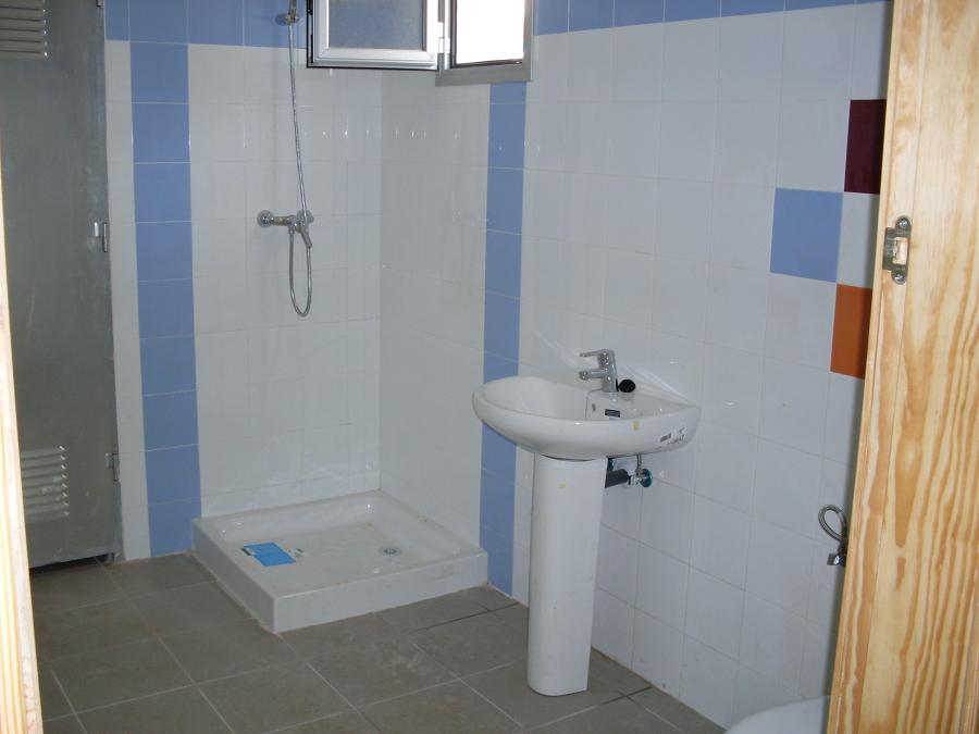 Baño vestuario