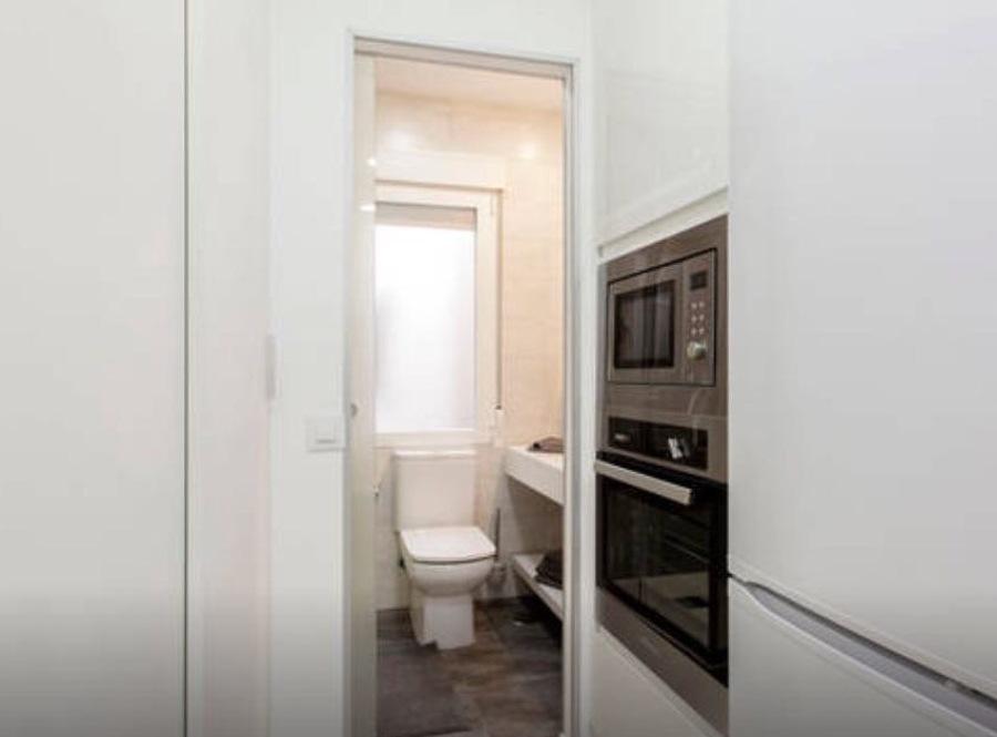 Baño y almacenaje