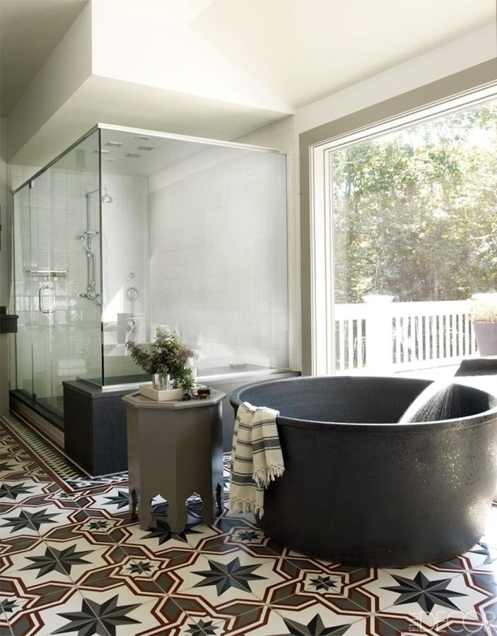 Baño Relajante Ducha:así Sí Te Encantará Compartir Baño!