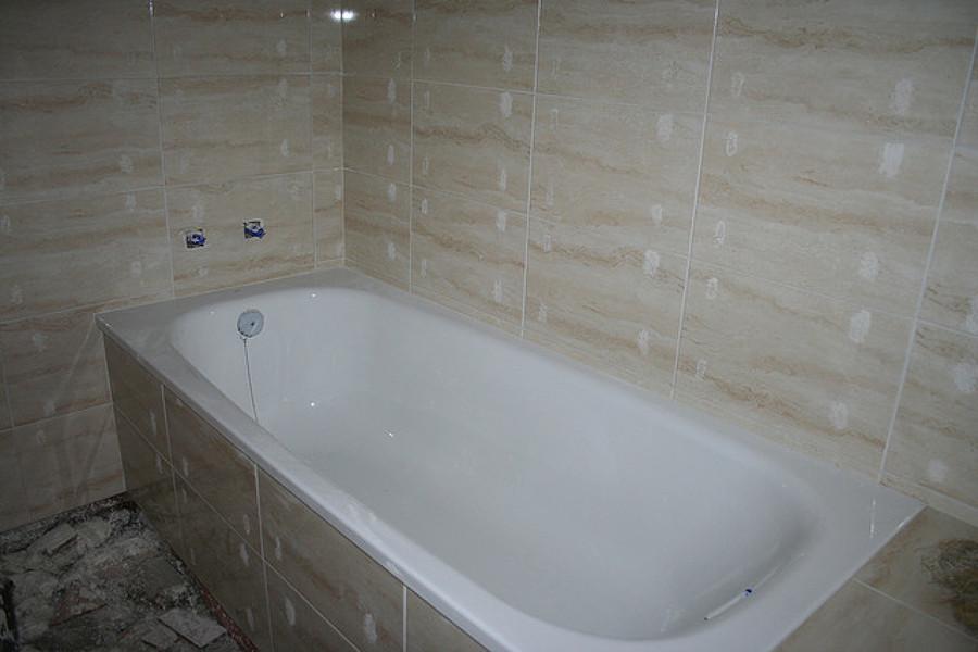 C mo limpiar los azulejos del ba o ideas construcci n casas - Como limpiar azulejos del bano ...