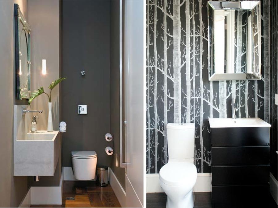 ideas para decorar baño de visitas ~ dikidu.com - Decoracion Bano De Visitas Pequeno