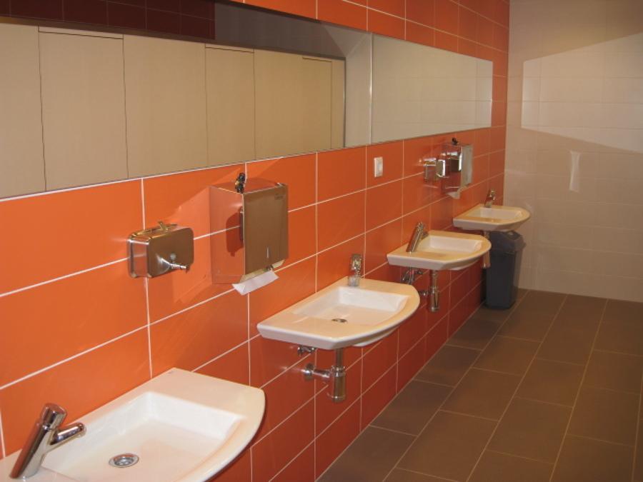 Baños oficinas