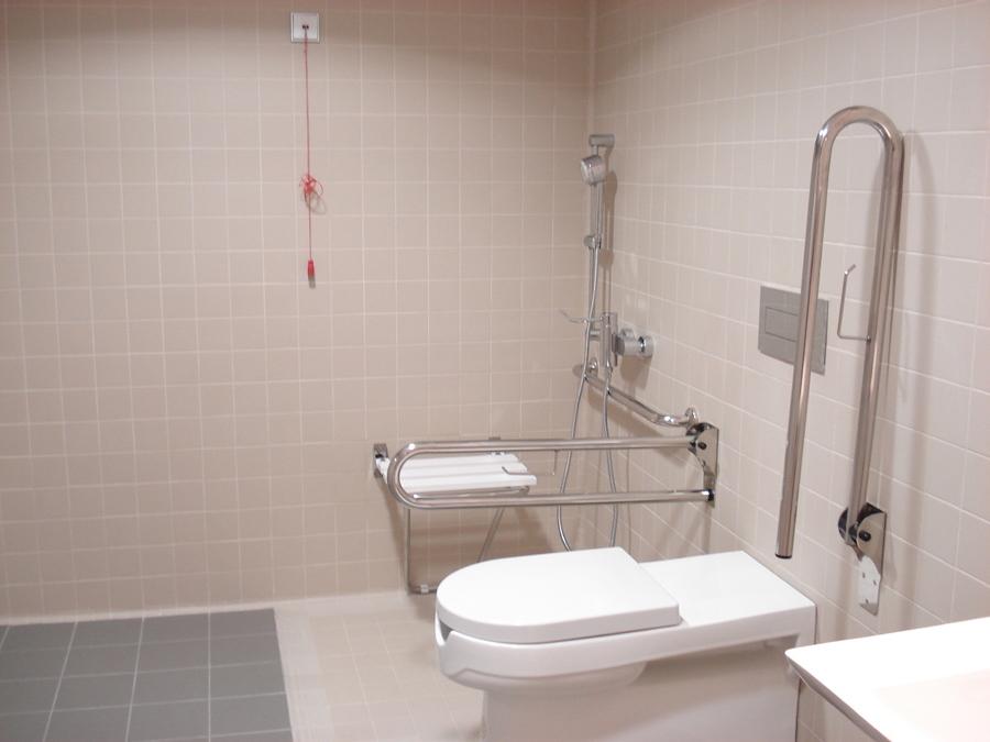 Baños personas capacidad reducida