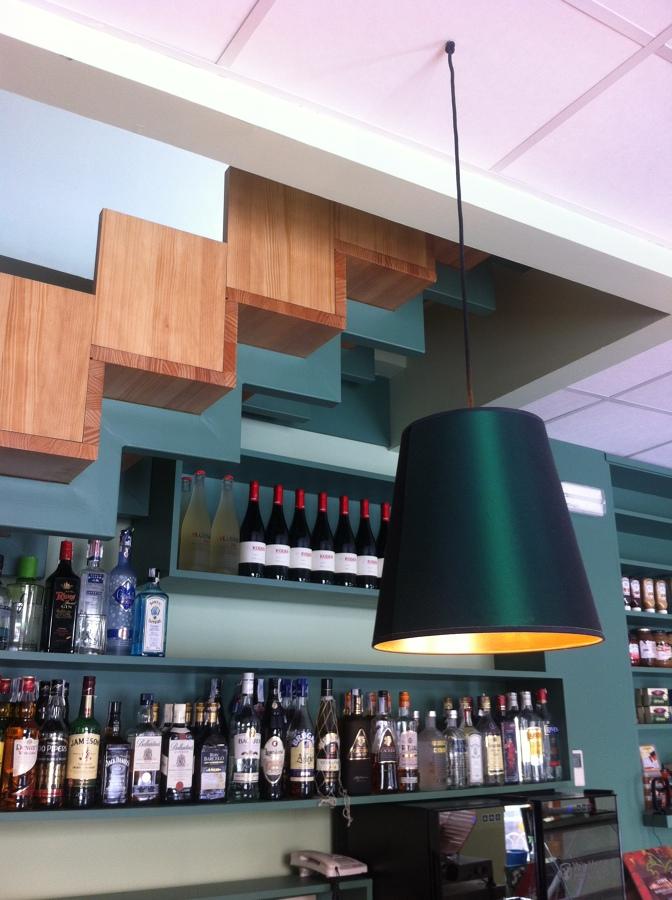 Bar en Sevilla