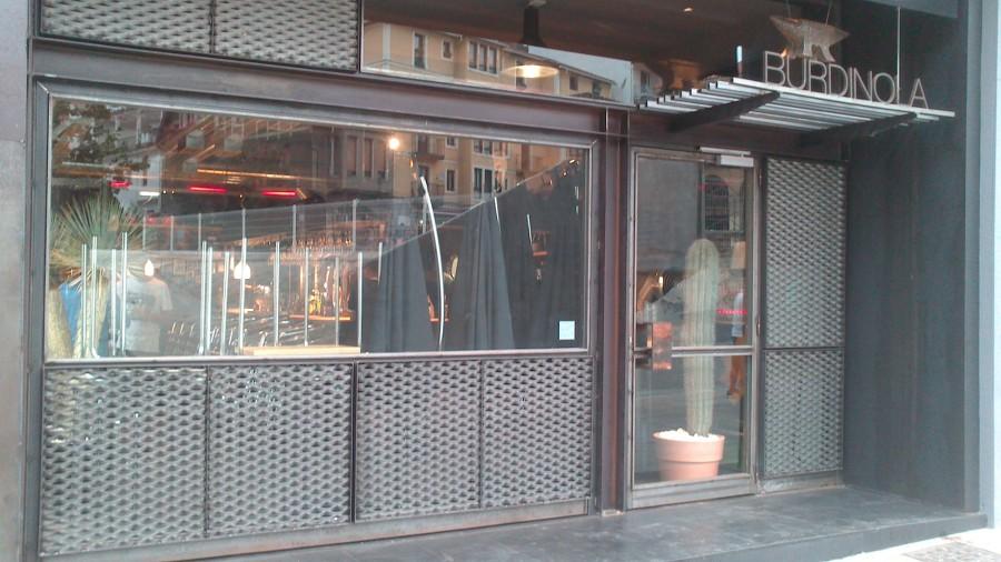 Bar de hierro ideas reformas locales comerciales - Restaurante sudeste alicante ...