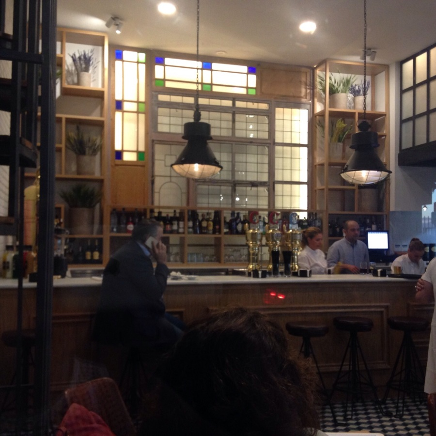 Bar- Restaurante DeOtero, Cádiz