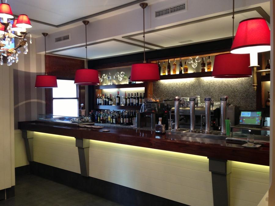 Proyectos licencias de obra actividad y funcionamiento for Tipos de licencias para bares