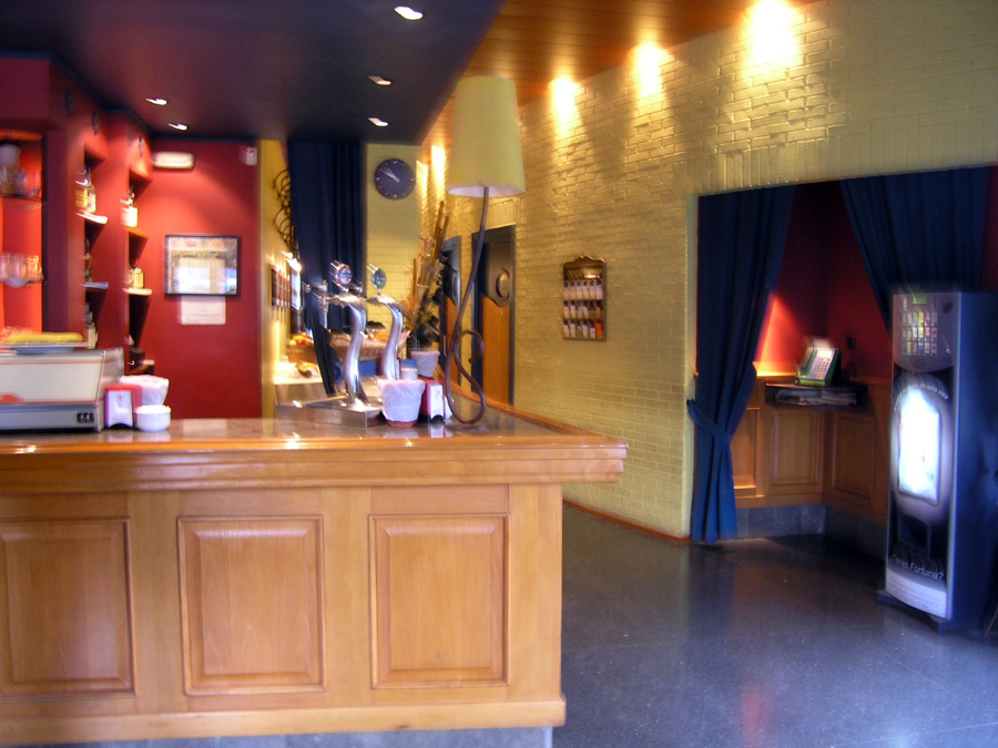 Bar restaurante Lubarrieta