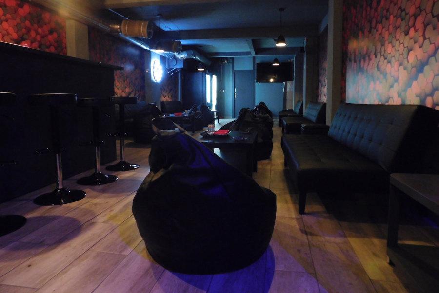 Bar y lounge
