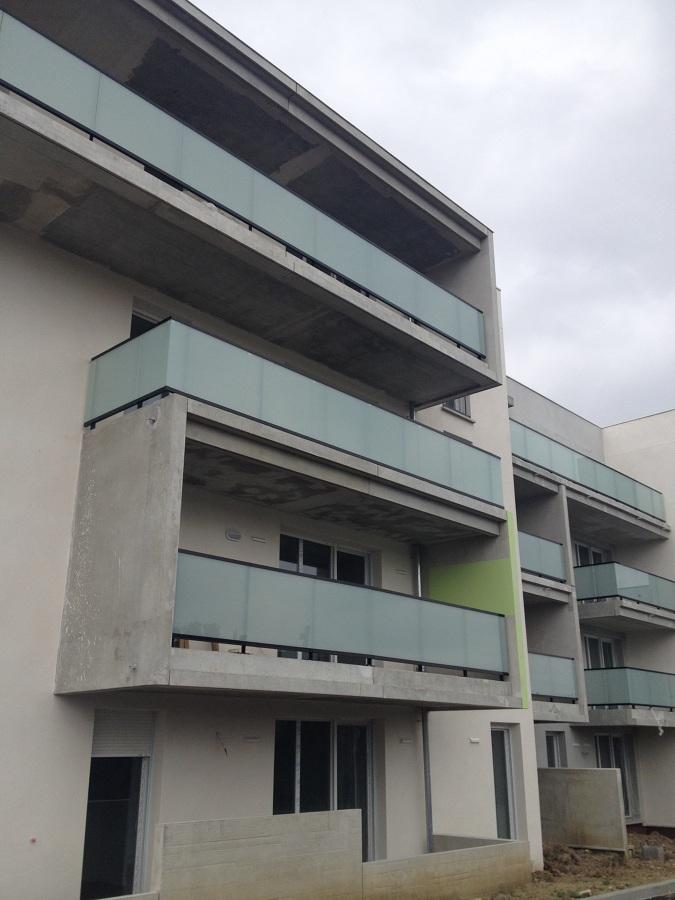 Barandillas pisos superiores