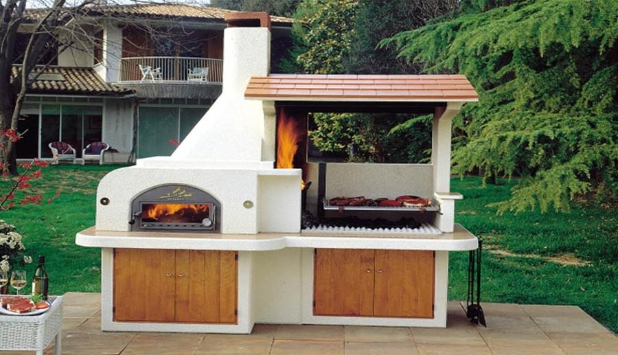 Prepara tu hogar para la final de la champions ideas manitas for Barbacoas prefabricadas