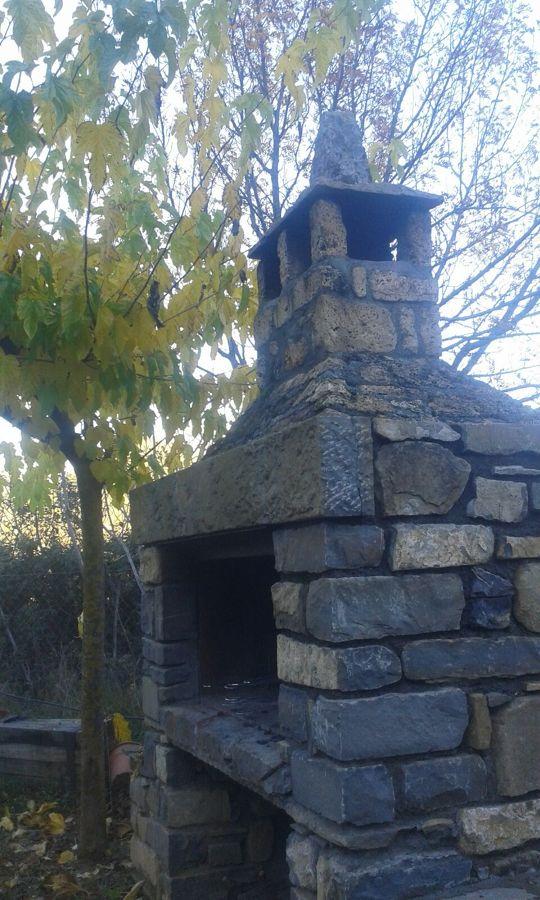 Dise o y construcci n de barbacoas y hogares ideas certificaciones energ ticas - Barbacoas de piedra natural ...