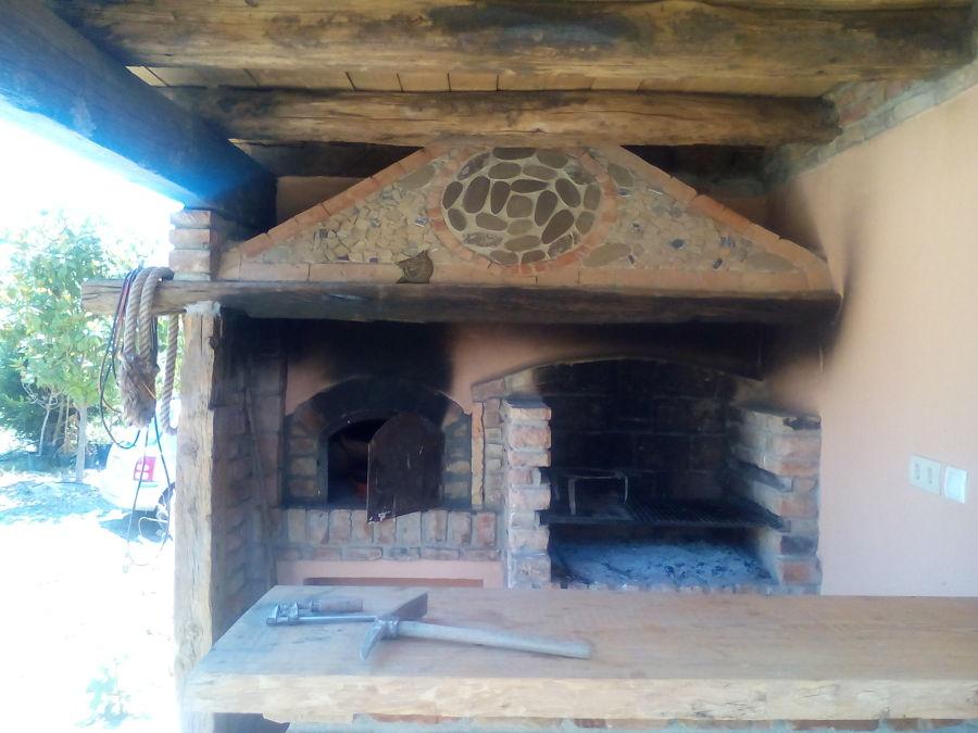 Foto barbacoa con horno de le a de rexcosur 875623 - Fotos de hornos de lena ...