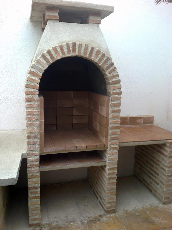 Barbacoa de Obra para Leña | Ideas Albañiles