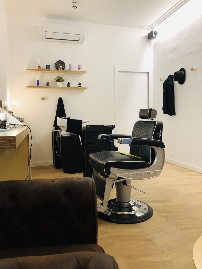 Barbería Maxwell