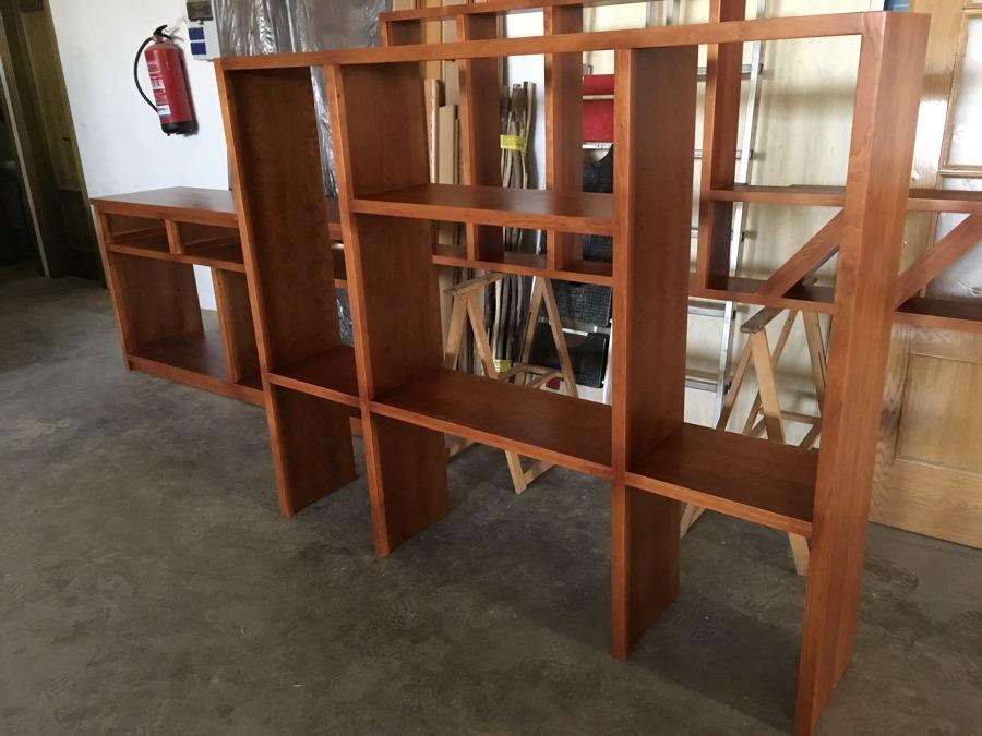 barnizado de mueble