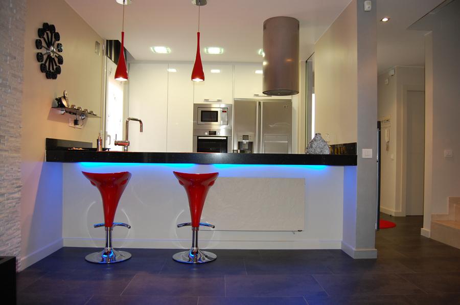 Foto barra americana de bayeltecnics 281816 habitissimo - Diseno cocina americana ...