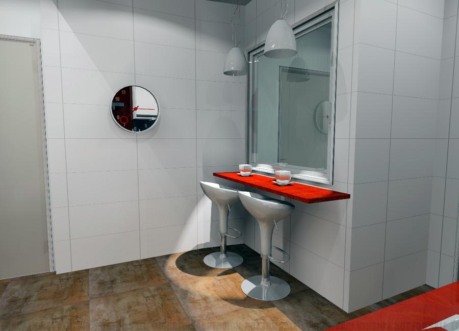Foto barra en cocina de azulejos esteban gamma 395608 for Azulejo para barra de cocina
