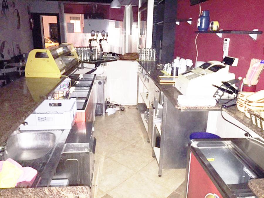 Licencia de apertura de bar cafeter a ideas arquitectos - Proyecto bar cafeteria ...