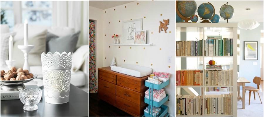 B sicos de ikea para decorar tu casa sin arruinarte - Estanteria para especias ikea ...