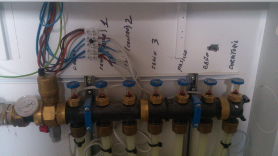 Instalacion de calefaccion suelo radiante refrescante - Como instalar suelo radiante ...
