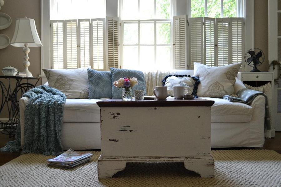 Decora y organiza tu casa con ba les ideas decoradores - Baules para exterior ...