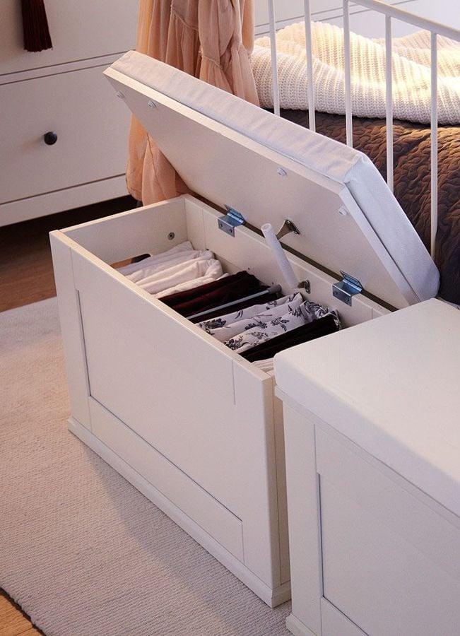 Foto baules dormitorio de miriam mart 1033132 habitissimo - Baul para dormitorio ...