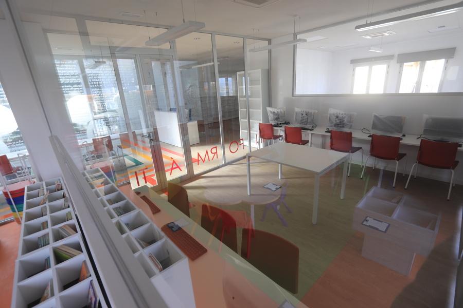 Biblioteca de Álora- Sala de Informática