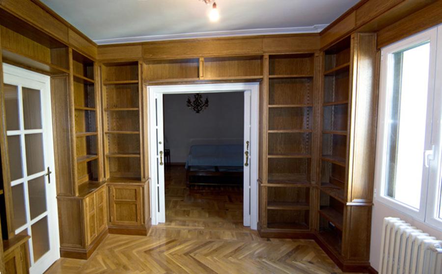 Biblioteca despacho