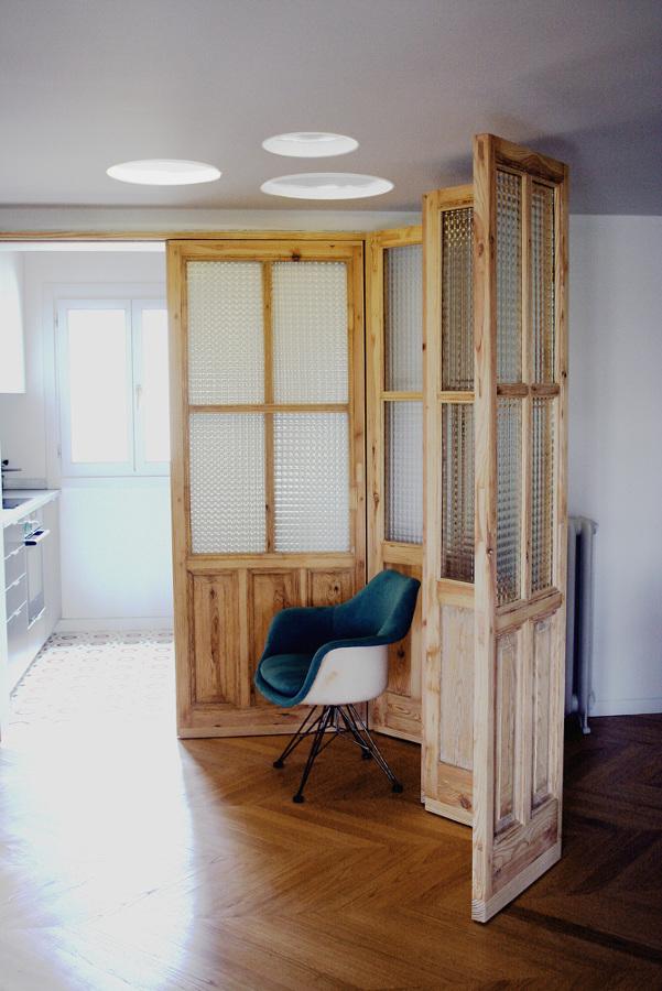 biombo separador salon